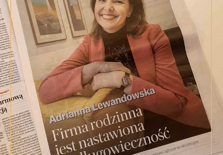 Adrianna Lewandowska Gazeta Wyborcza